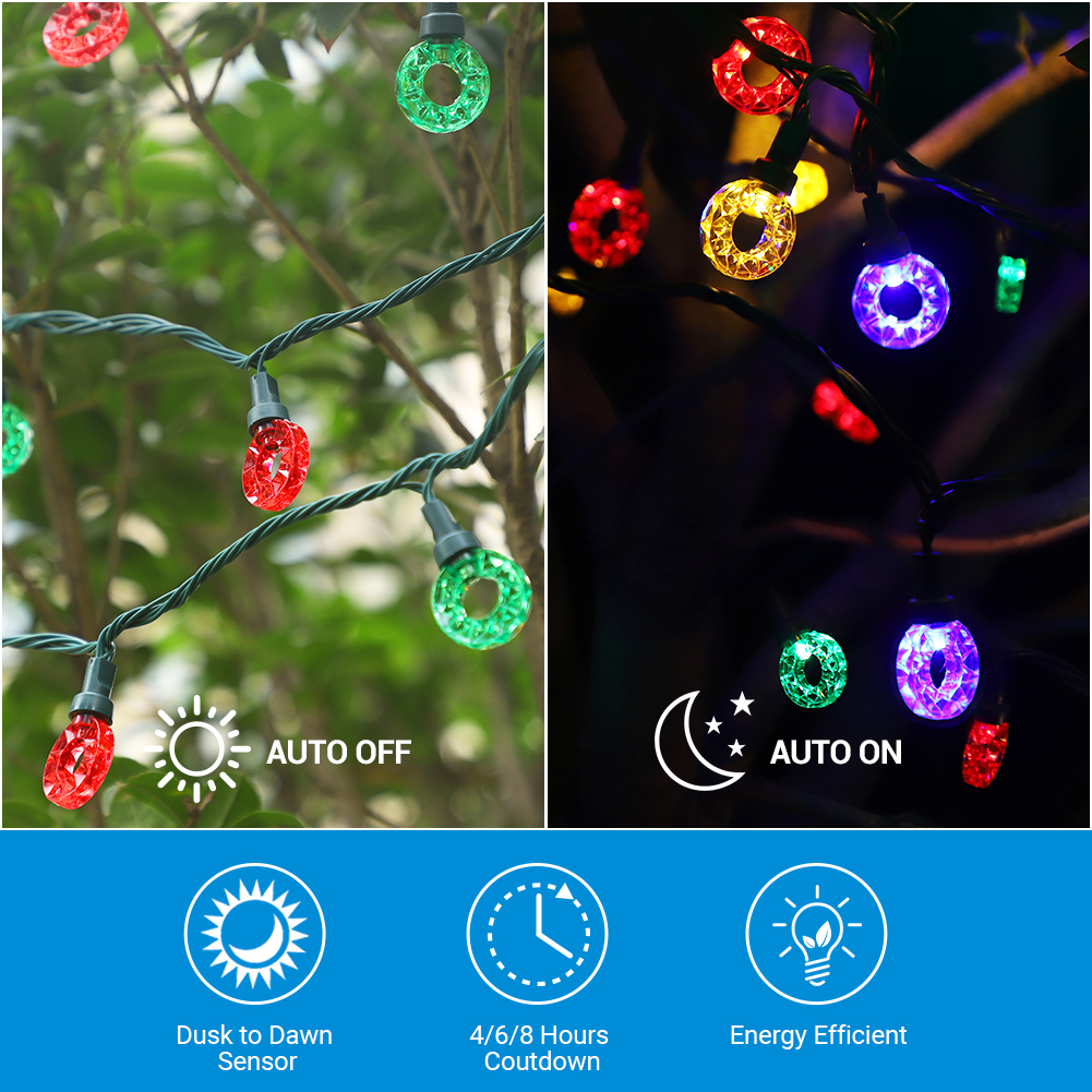 Christmas Lights Battery Operated