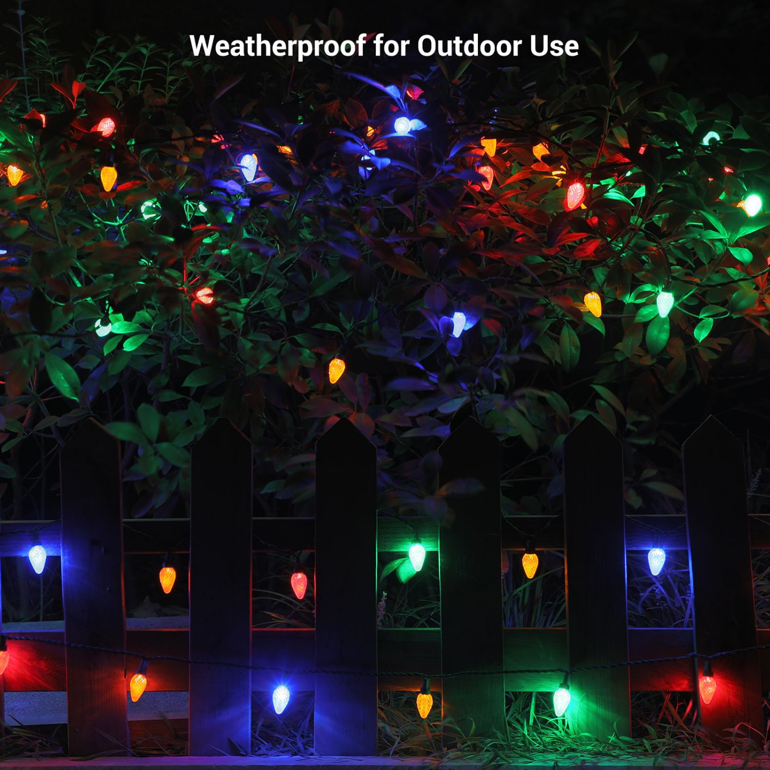 Battery Operated Christmas Lights With Timer