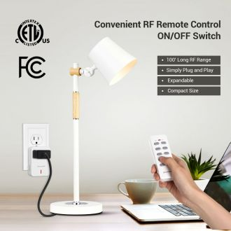 Remote Control Outlet Plug